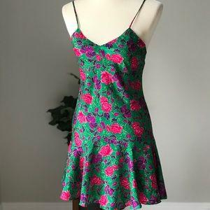 VTG Victoria's Secret Min Dress
